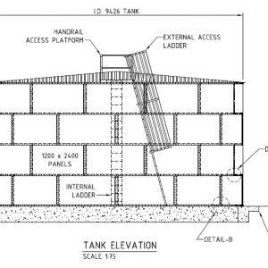 Panel Tank - 13 Round Category