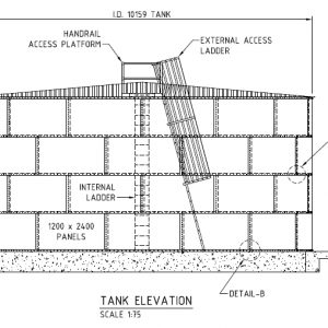 Panel Tank - 14 Round Category