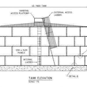 Panel Tank - 16 Round Category