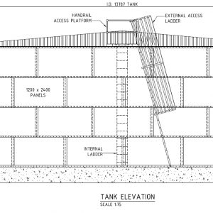 Panel Tank - 19 Round Category