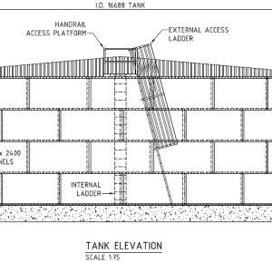 Panel Tank - 23 Round Category