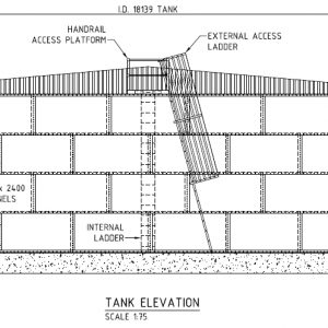 Panel Tank - 25 Round Category