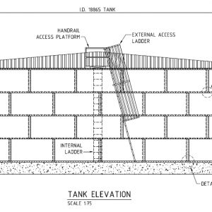 Panel Tank - 26 Round Category